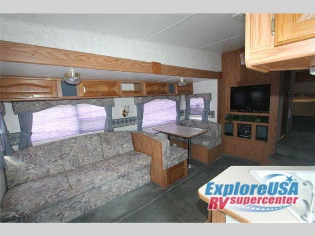 Used 2003 keystone rv cougar 276efs fifth wheel for sale for American homes tyler tx