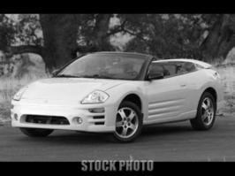 Used 2003 Mitsubishi Eclipse Spyder GS
