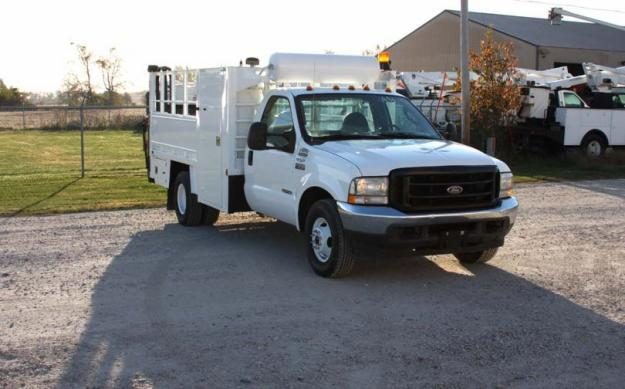 used 2004 ford f350 superduty 4x2 tire service truck for sale in alabama for sale in colona. Black Bedroom Furniture Sets. Home Design Ideas