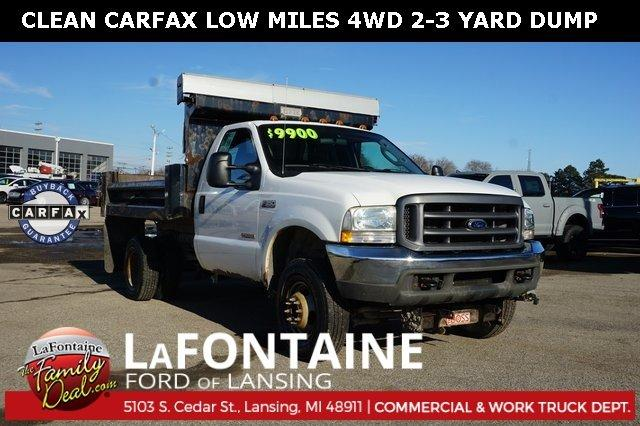 Used 2004 Ford F350 XL LANSING, MI 48911