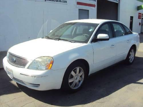used 2005 ford 500 4 door sedan ford v6 gas corona ca for sale in corona california classified. Black Bedroom Furniture Sets. Home Design Ideas
