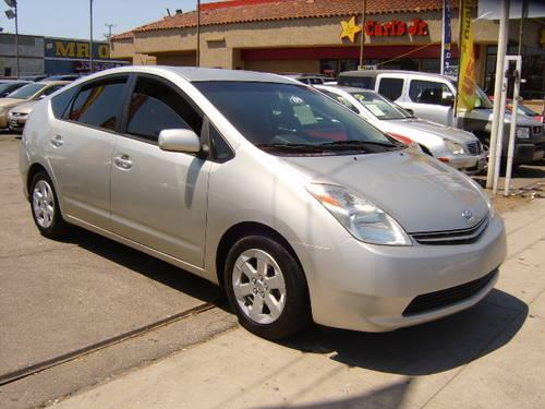 used 2005 toyota prius for sale cheap car auto panorama city for sale in van nuys california. Black Bedroom Furniture Sets. Home Design Ideas