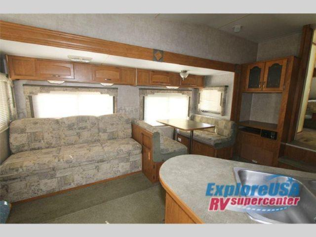 used 2006 fleetwood rv prowler 275rls fifth wheel for sale in tyler texas classified. Black Bedroom Furniture Sets. Home Design Ideas