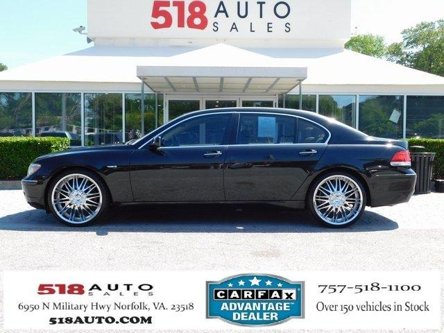 Used 2007 BMW 750Li Norfolk, VA 23518