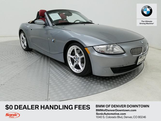 Used 2007 BMW Z4 3.0si Roadster Denver, CO 80246