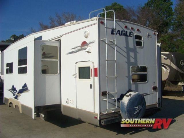 used 2007 jayco eagle 345bhs fifth wheel financing available for sale in tyler texas. Black Bedroom Furniture Sets. Home Design Ideas