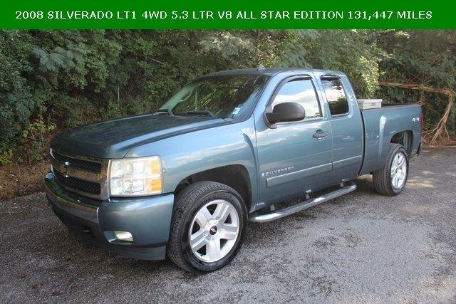Used 2008 Chevrolet Silverado 1500 Extended Cab LT w/