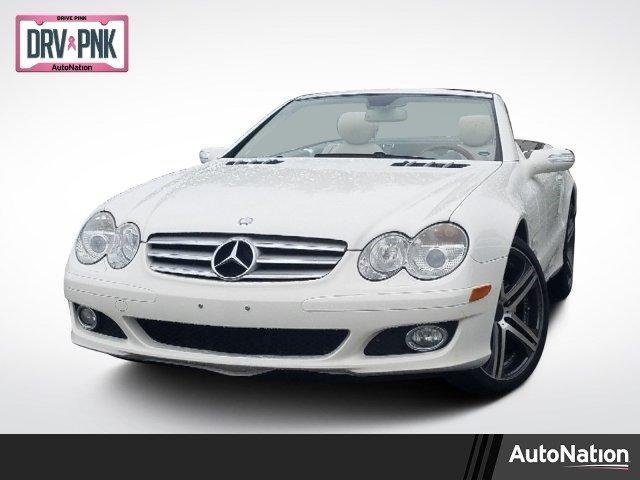 Used 2008 Mercedes-Benz SL 550 Brooksville, FL 34601