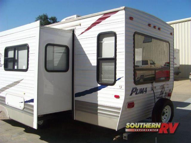 used 2008 palomino puma 27rls travel trailer bank financing for sale in tyler texas. Black Bedroom Furniture Sets. Home Design Ideas