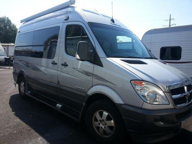 Used 2008 Roadtrek Agile Mercedes Diesel Sprinter Fretz RV Sale NADA for Sale in Souderton