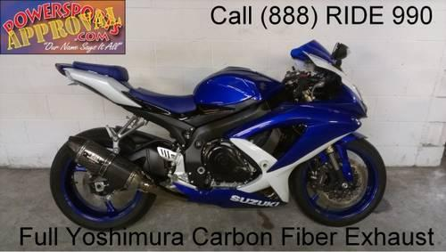 used 2008 suzuki gsxr600 crotch rocket for sale u1574 for sale in sandusky michigan. Black Bedroom Furniture Sets. Home Design Ideas