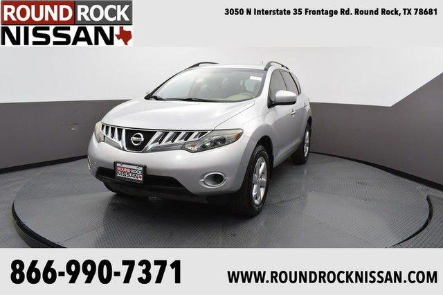 Used 2009 Nissan Murano S Round Rock, TX 78681