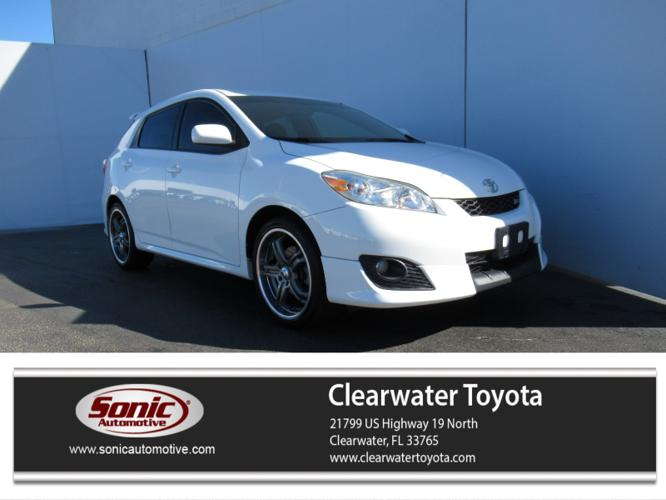 Used 2009 Toyota Matrix XRS Clearwater, FL 33765