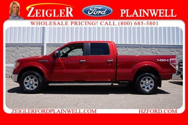 Used 2010 Ford F150 Lariat Plainwell, MI 49080