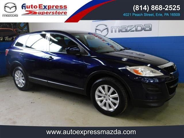 Used 2010 MAZDA CX-9 Sport ERIE, PA 16509