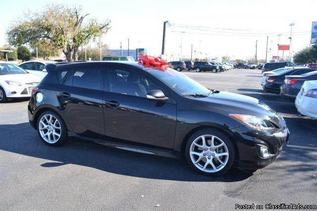 used 2010 mazda mazda3 mazdaspeed3 sport hatchback for sale in san antonio texas classified. Black Bedroom Furniture Sets. Home Design Ideas