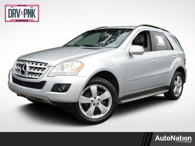 Used 2010 Mercedes-Benz ML 350 2WD Brooksville, FL