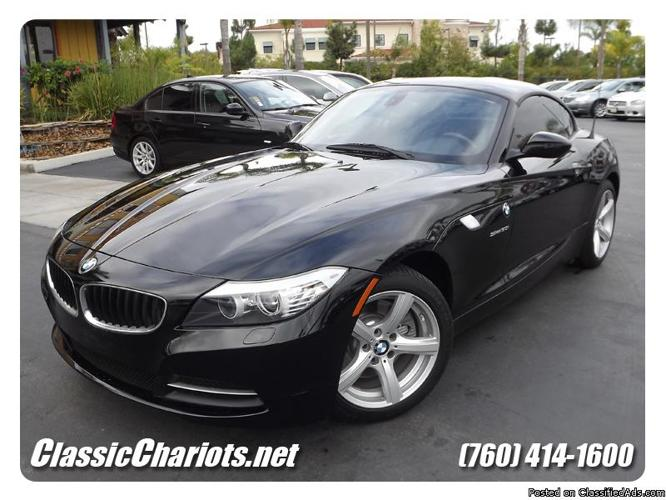 used 2011 bmw z4 sdrive30i convertible for sale in san diego for sale in vista california. Black Bedroom Furniture Sets. Home Design Ideas