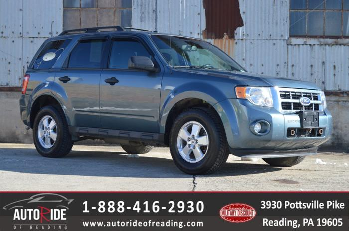 Used 2011 Ford Escape 4WD XLT READING, PA 19605