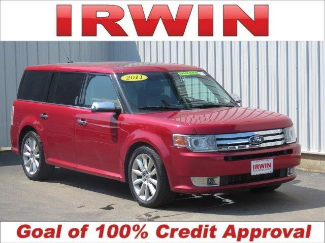 Used 2011 Ford Flex AWD Limited Laconia, NH 03246