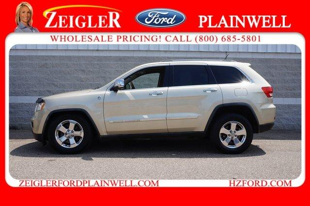 Used 2011 Jeep Grand Cherokee Overland Plainwell, MI