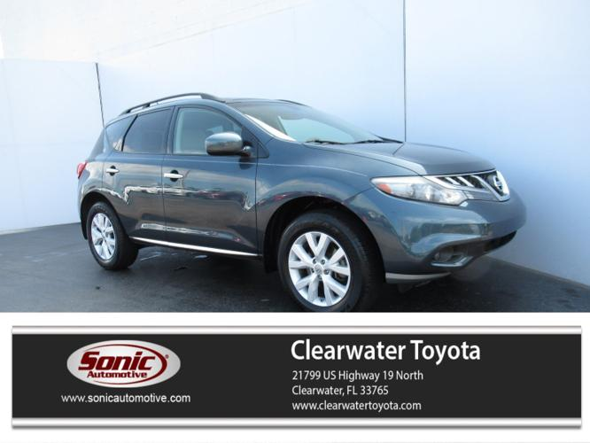 Used 2011 Nissan Murano SL Clearwater, FL 33765