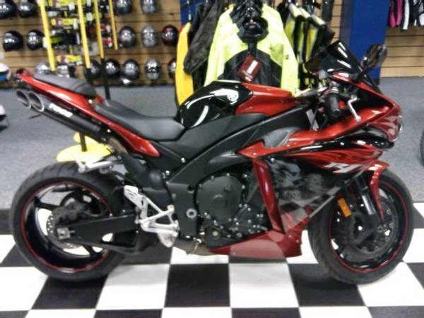 Used 2011 yamaha r1 toce under tail exhaust for sale in for Toce exhaust yamaha r1