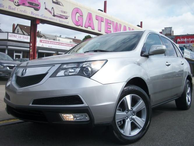 Used 2012 Acura MDX w/ Technology Package JAMAICA, NY