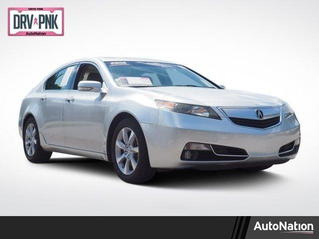 Used 2012 Acura TL w/ Technology Package St.