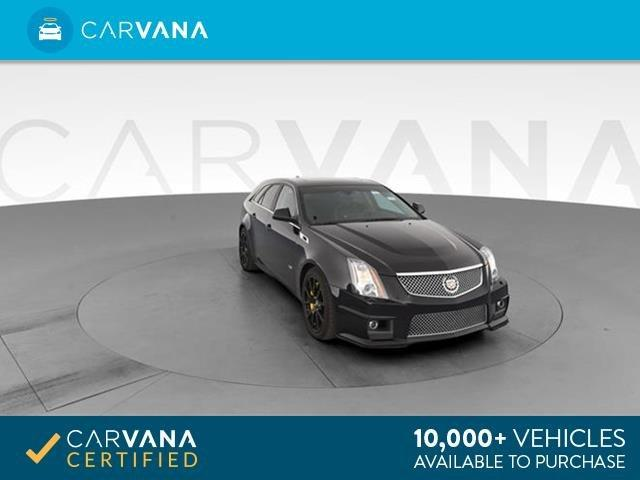 Used 2012 Cadillac CTS V Wagon GREENVILLE, SC 29601