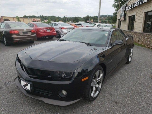 Used 2012 Chevrolet Camaro LT Coupe Frederick, MD 21702