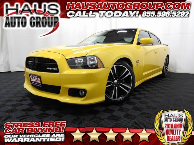 Used 2012 Dodge Charger SRT8 Super Bee Canfield, OH