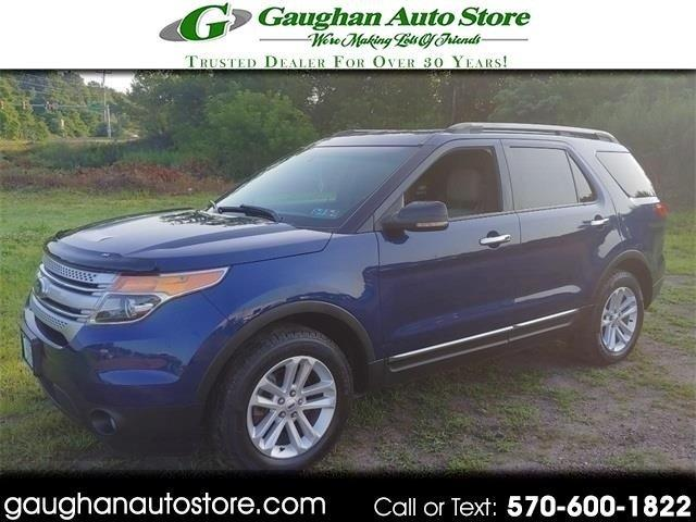 Used 2012 Ford Explorer 4WD XLT Taylor, PA 18517