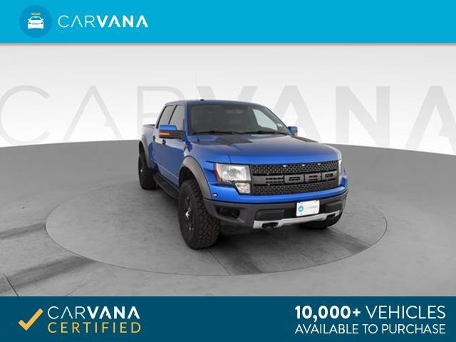 Used 2012 Ford F150 4x4 Crew Cab SVT Raptor Camp Hill,