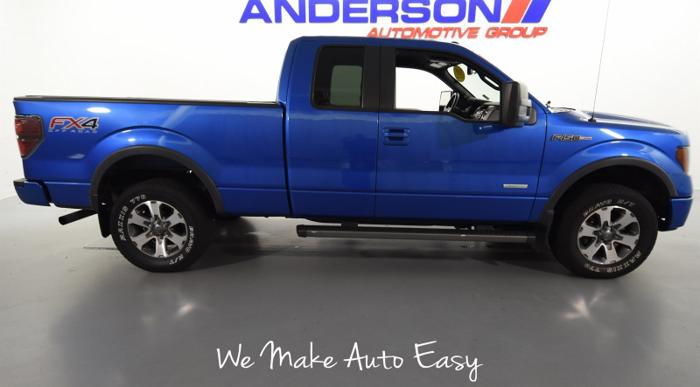 Used 2012 Ford F150 FX4 Rockford, IL 61108