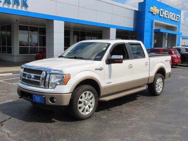 Used 2012 Ford F150 King Ranch OZARK, MO 65721
