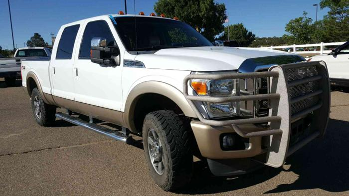 Used 2012 Ford F250 Lariat EDGEWOOD, NM 87015