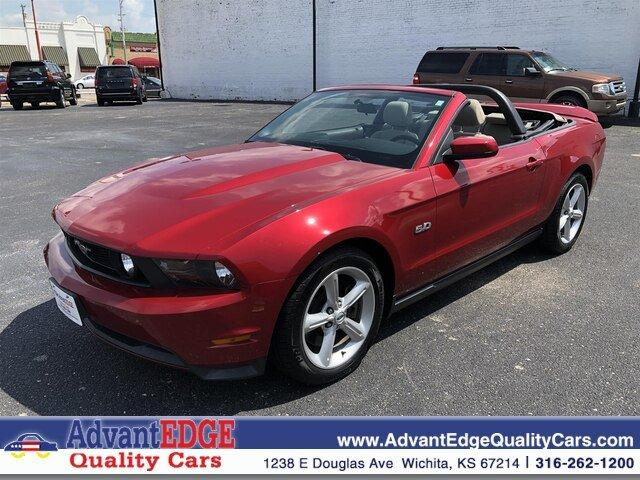 Used 2012 Ford Mustang GT Wichita, KS 67214