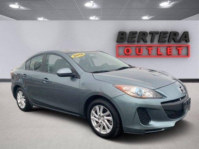 Used 2012 MAZDA MAZDA3 i Touring Sedan Hartford, CT