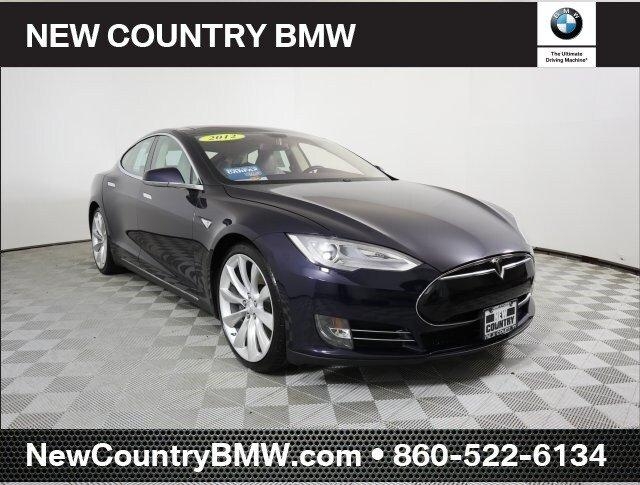 Used 2012 Tesla Model S Performance Hartford, CT 06120