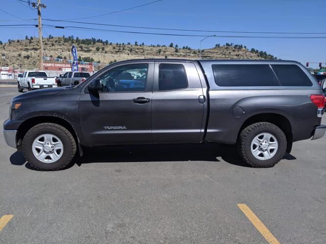 Used 2012 Toyota Tundra 4x4 Double Cab Billings, MT
