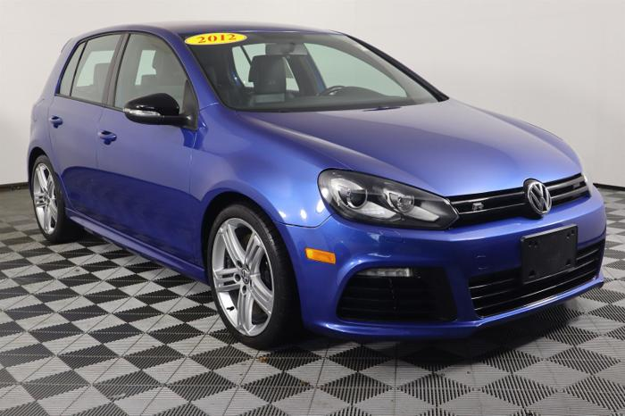 Used 2012 Volkswagen Golf R 4-Door DAVENPORT, IA 52806