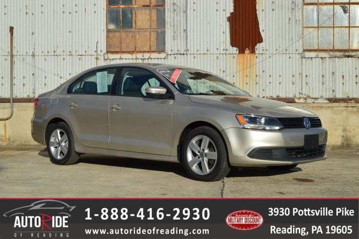 Used 2012 Volkswagen Jetta TDI READING, PA 19605
