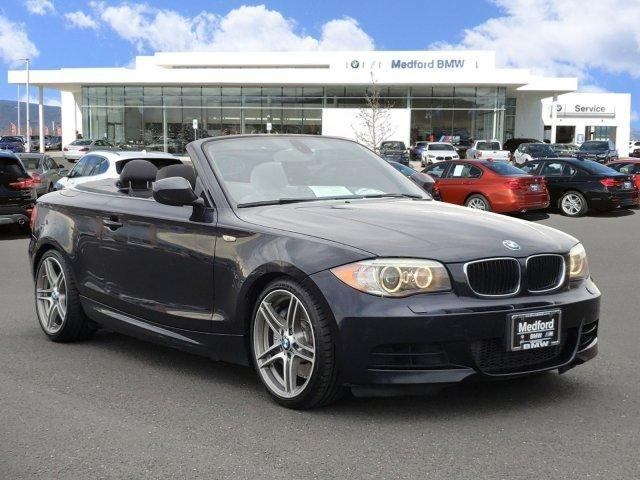 Used 2013 BMW 135i Convertible Medford, OR 97504