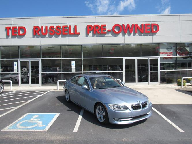 Used 2013 BMW 335i Coupe Knoxville, TN 37919