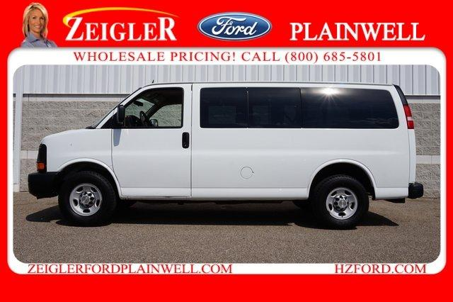 Used 2013 Chevrolet Express 2500 LS Passenger