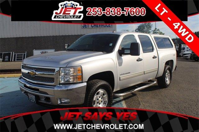 Used 2013 Chevrolet Silverado 1500 LT Federal Way, WA