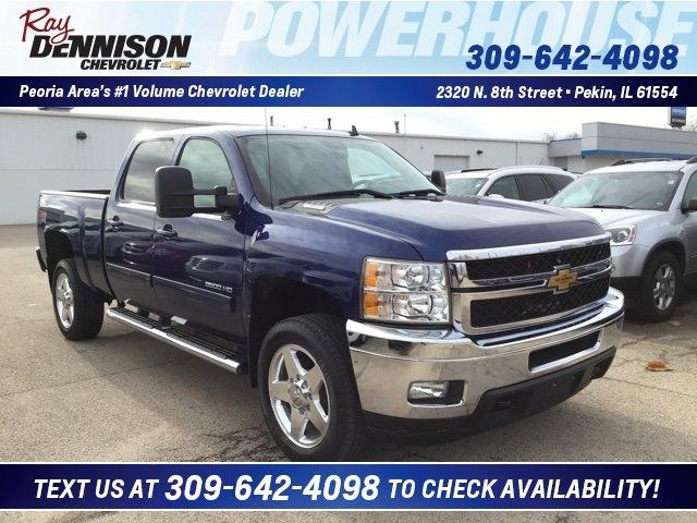 used 2013 chevrolet silverado 2500 4x4 crew cab ltz pekin, il 61554 for sale in marquette heights, illinois classified americanlisted.com