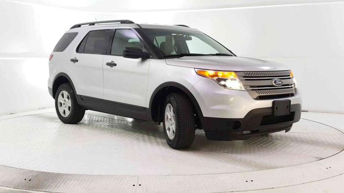 Used 2013 Ford Explorer 4WD EDGEWOOD, NM 87015