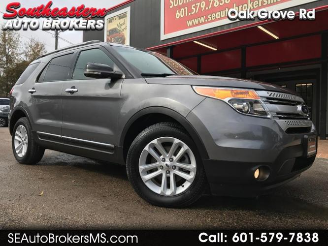 Used 2013 Ford Explorer FWD XLT Hattiesburg, MS 39402